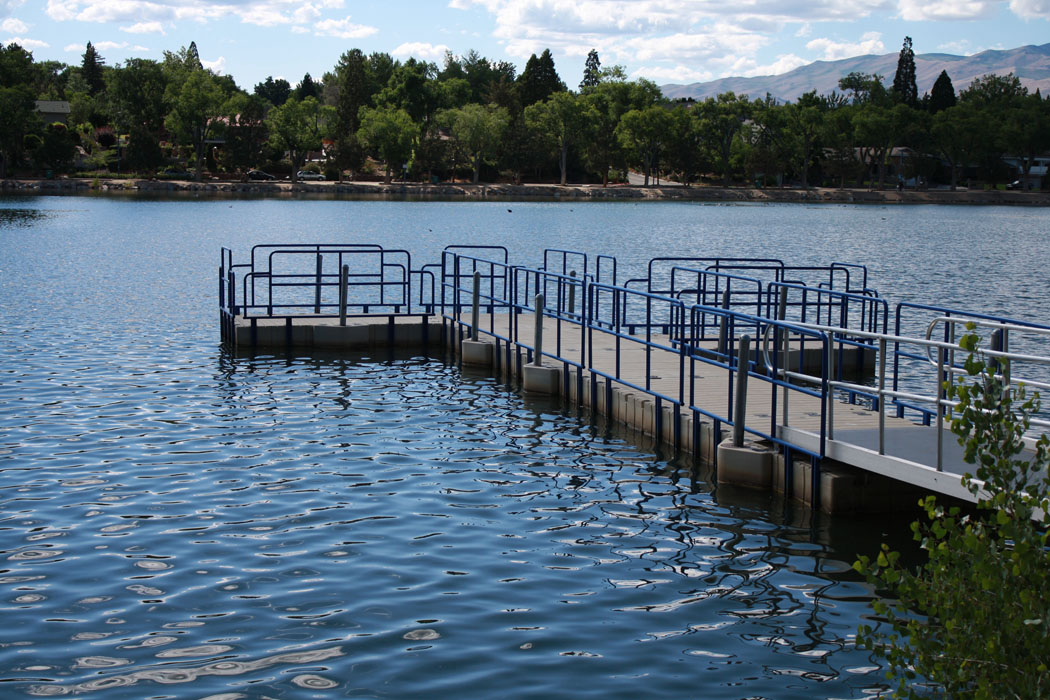Anchor concrete sparks nevada concrete removal and for Fishing piers in va